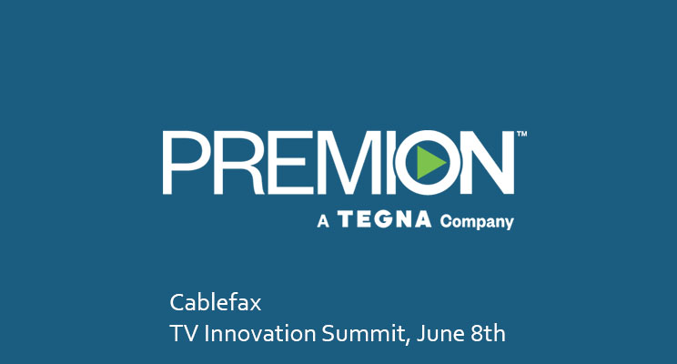 Cablefax TV Innovation Summit June 8
